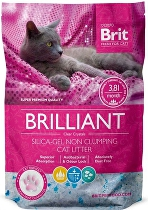 Brit Care podestýlka Brilliant Silica-gel 3,8l
