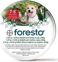 Foresto 38 obojek pro kočky a malé psy 1ks