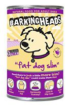 BARKING HEADS Fat Dog Slim konz. 400g new