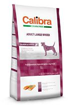 Calibra Dog GF Adult Large Breed Salmon  12kg NEW
