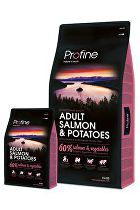 Profine NEW Dog Adult Salmon & Potatoes 15 kg
