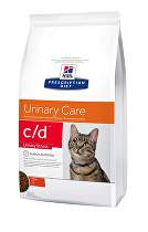 Hill's Fel. C/D Dry Urinary Stress 4kg