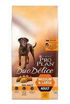 ProPlan Dog Adult Duo Délice Opti Balance Chick 10kg