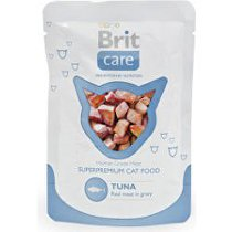 Brit Care Cat vrecko Tuna Pouch 80g