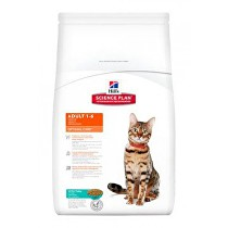 Hill's Feline Dry Adult Tuna&Rice 10kg new