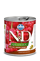 N&D DOG QUINOA Venison & Coconut 285g