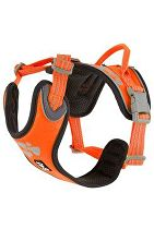 Postroj Hurtta Weekend Warrior neon oranžový 45-60cm