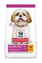 Hill's Can.Dry SP Mature Adult7+Small&Mini Chicken6kg