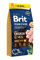 Brit Premium Dog by Nature Adult M 15kg