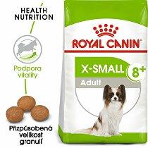 Royal canin Kom. X-Small Mature+8 500g