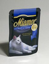 Miamor Cat Filet kapsa tuňák+kalam.100g