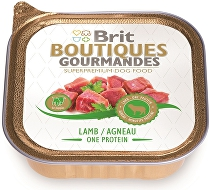 Brit Boutiques Gourmandes Lamb Puppy One Meat 150g