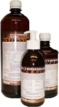 Lososový olej 100% pes 500ml