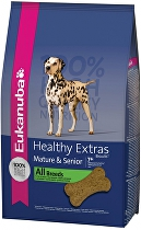 Eukanuba Dog Biscuit Mature&Senior All Breeds 200g