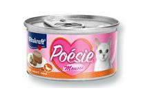 Vitakraft Cat Poésie konz. paté paštika kachna 85g