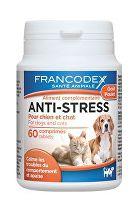 Francodex Anti-stess pes, kočka 60tbl