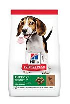 Hill's Can.Dry SP Puppy Medium Lamb&Rice 14kg