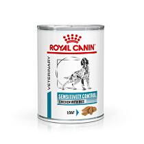 Royal Canin VD Canine Sensit Control 420g konz Chicken