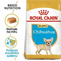 Royal canin Breed Čivava Junior 1,5kg