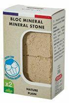 Minerálne kameň EDEN hlodavcami prírodné 2x200g Zolux
