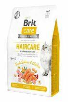 Brit Care Cat GF Haircare Healthy&Shiny Coat 2kg