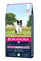 Eukanuba Dog Puppy Small&Medium Lamb&Rice 12kg