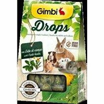Gimbi Drops pre hlodavce s poľnými bylinkami 50g