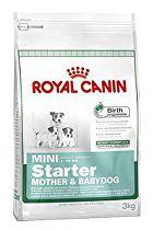 Royal canin Kom. Mini Starter 8,5kg