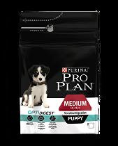 ProPlan Dog Puppy Medium Sens.Digest 12kg