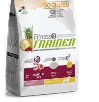Trainer Fitness Adult Mini No Gluten Lamb Rice 7,5kg