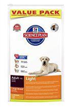 Hill's Canine Dry Adult Light Large BREEDER 18kg