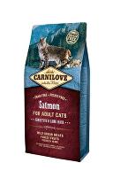 Carnilove Cat Salmon for Adult Sensitiv & LH 6kg