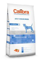 Calibra Dog HA Adult Medium Breed Chicken 14kg NEW