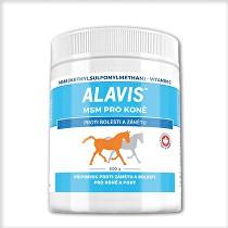 Alavis MSM pro koně s Vitaminem C plv 600g*