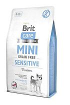 Brit Care Dog Mini Grain Free Sensitive 7kg