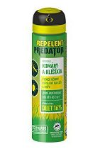 PREDATOR repelent spray 90ml 16%DEET