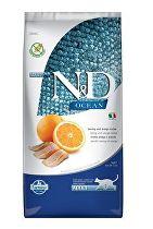 N&D OCEAN CAT GF Adult Herring & Orange 10kg