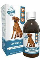 Detoxikácia sirup pre psov TOPVET 200ml
