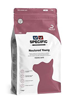 Specific FND Neutered Young 2kg mačka
