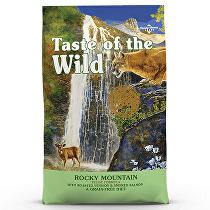Taste of the Wild kočka Rocky Mountain Feline 6,6 kg