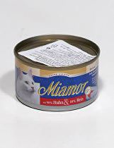 Miamor Cat Filet konzerva kuře+rýže 100g