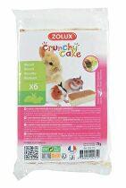 Crunchy Cake orech pre hlodavce 75g Zolux