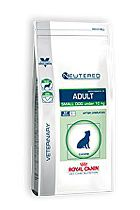 Royal Canin Vet. Neutered Adult Small Dog 3,5kg