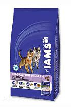 Iams Cat Multicat Chicken/Salmon 15kg