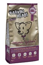 BARKING HEADS PROFES. SMALL BREED DUCK GRAIN FREE 12kg