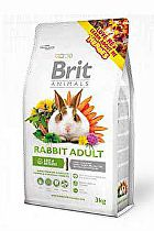 Brit Animals Rabbit Adult Complete 1,5kg