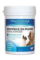 Francodex Pudr dentální pes, kočka 70g