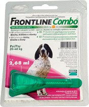 Frontline Combo Spot-on Dog L sol 1x2,68ml