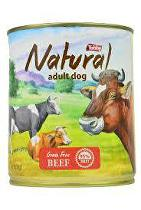TOBBY konz. Natural Beef 850g