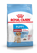 Royal canin Kom. Medium Puppy 4kg